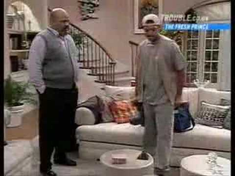 Sad Scene From The Fresh Prince Of Bel Air Youtube
