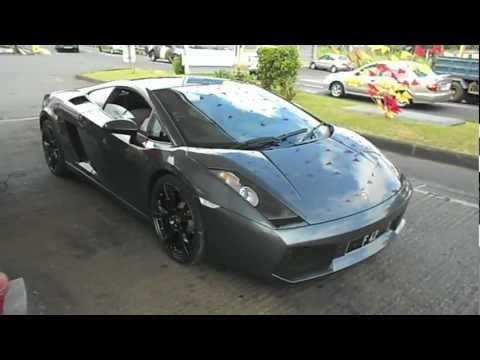 Lamborghini Gallardo in Mauritius