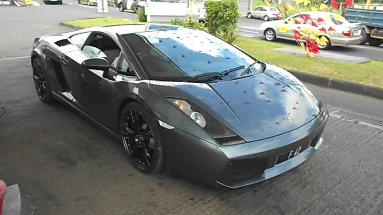 Lamborghini Gallardo In Mauritius Youtube