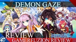 Demon Gaze Review (PS Vita)