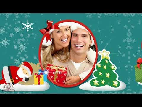🎄🎁 Готовый Новогодний проект ProShow Producer- Santa Claus  или  Ёлочка .