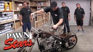Pawn Stars: Harley Heaven | History
