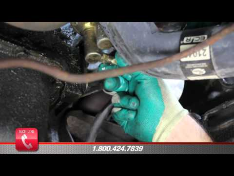 How to Install Mechanical Fuel Pump in 1973-1982 Ford Truck