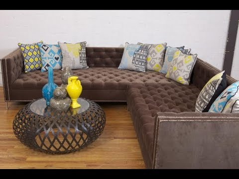 extra deep sectional sofa Extra Deep Sectional Sofas   YouTube extra deep sectional sofa