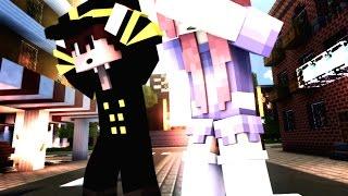 [FR] Minecraft | Une journée en ville | Court métrage / Machinima [HD]
