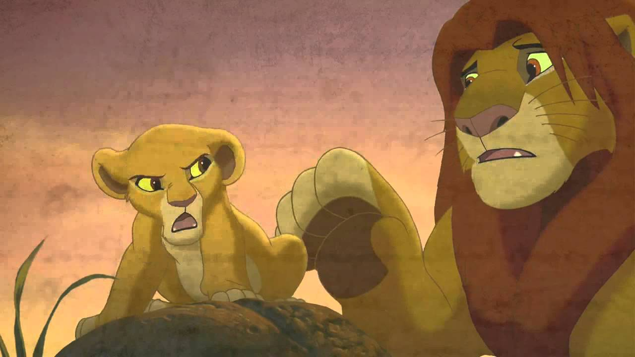 lion king 2 simba daughters name