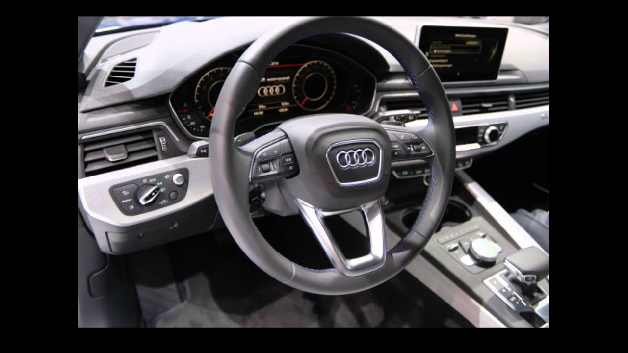 black audi a4 interior. 2017 audi a4 allroad interior and exterior with full specification youtube black