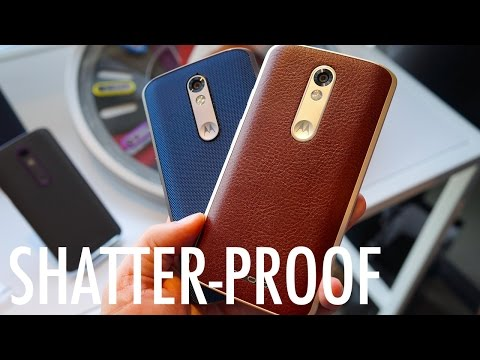 Hands-on with the Droid Turbo 2 & Droid Maxx 2