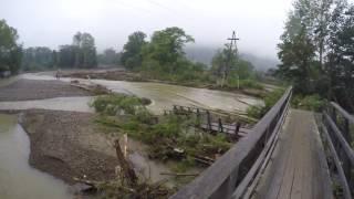 Что стало после 7. Тайфун Лайонрок п. Кавалерово Приморский край