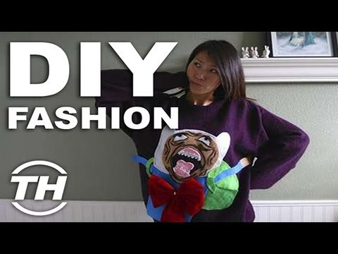 DIY Fashion – Jaime Neely Explores Some of the Best DIY Style Ideas