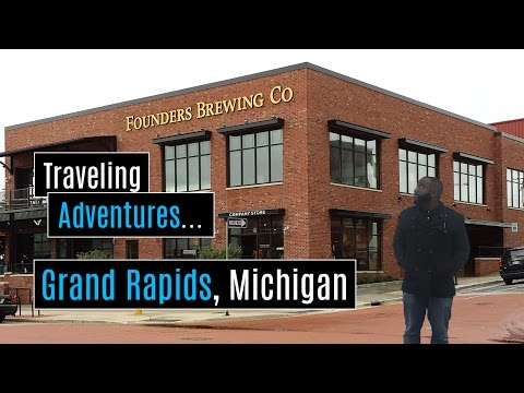 Losing Sleep In Grand Rapids, Michigan