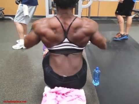 Thick Ripped Fbb Training Back