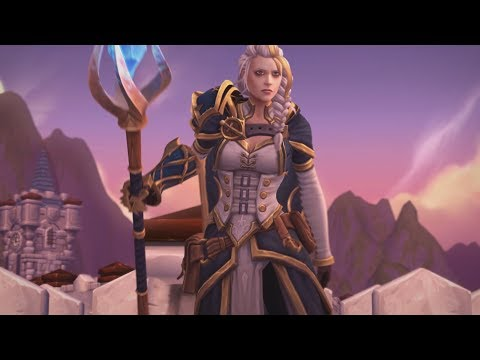 The Story Of Jaina Proudmoore - Part 4 Of 4 [Lore]