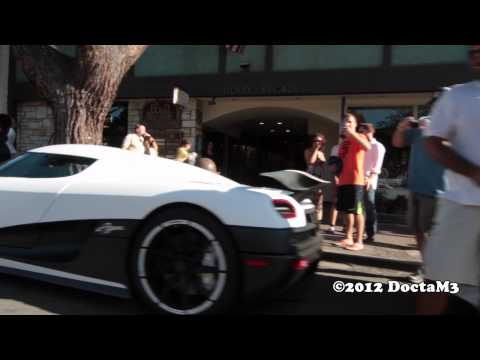 Choose Your NEW Whip: Agera R, Vanquish, Aventador, California or....
