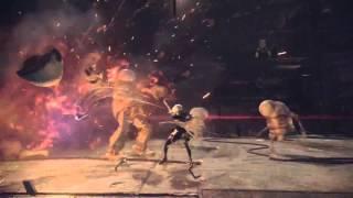 Paris Game Week Trailer - NieR: Automata (PS4)