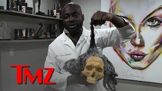 Dr. Michael Obeng Descŗibes Science Behind Glue-Destroying Procedure | TMZ