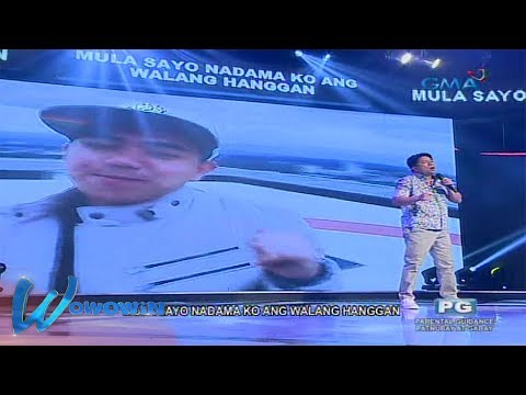Wowowin: 'Kung Para Sa'Yo' by Willie Revillame ft. Aikee