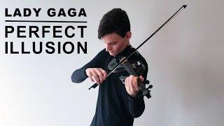 Lady Gaga - Perfect Illusion/Bad Romance (Violin Cover by Caio Ferraz)