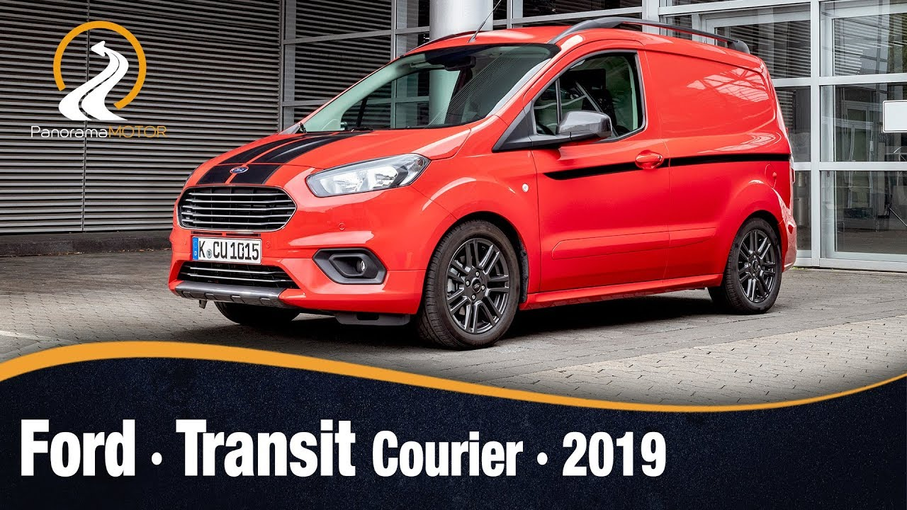 Ford Transit Courier 2019 Informacion Y Review Youtube