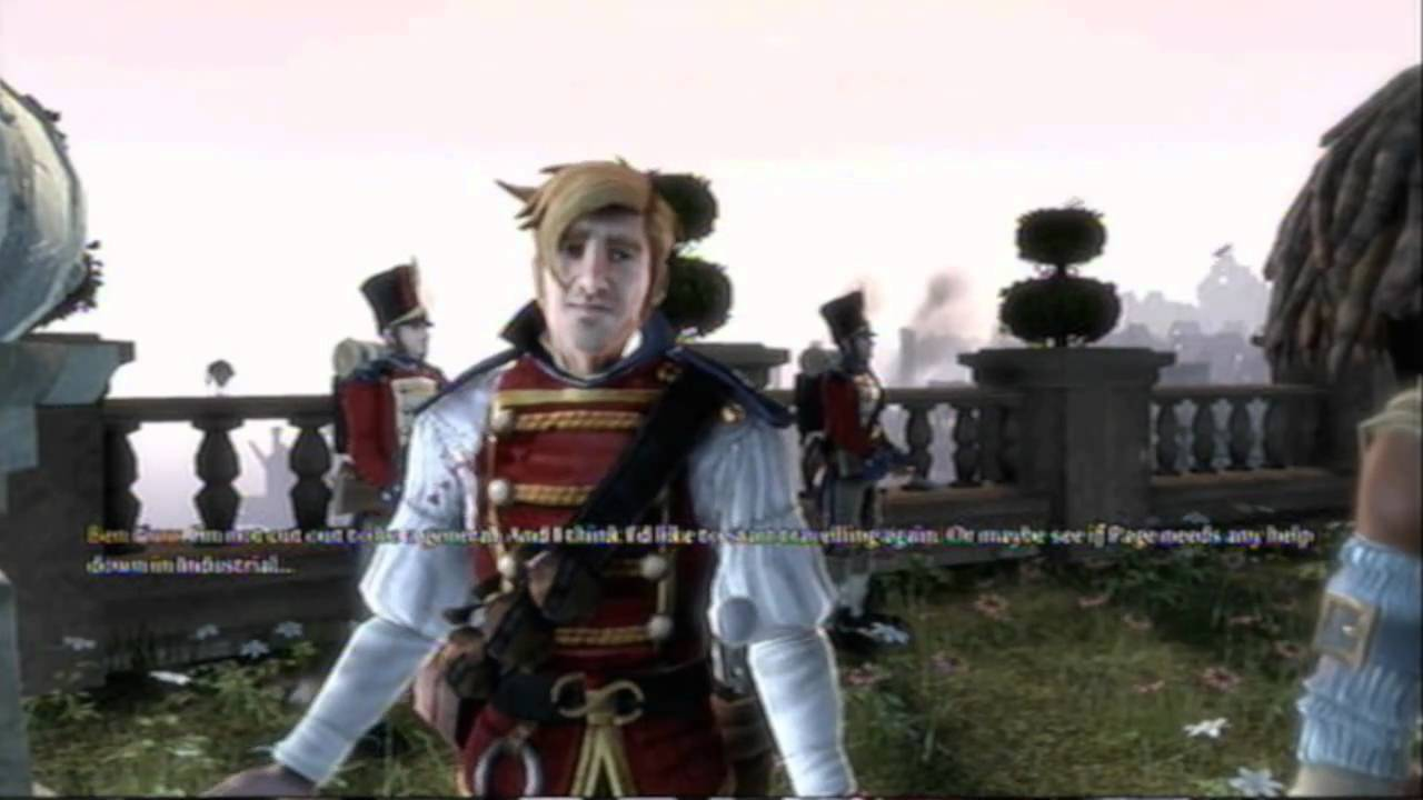 Fable 3 Ending HD 720p How to get People Back YouTube