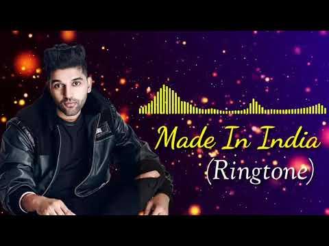 Made in India Ringtone | Guru Randhawa Ringtone | Best Punjabi ringtone | APH Ringtones