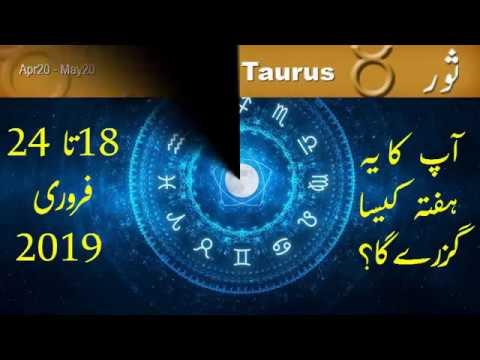 taurus weekly horoscope february 24