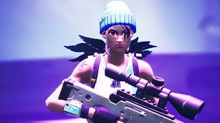 Global Elite Snipes in Fortnite