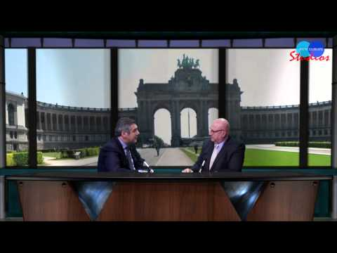 Konstantinos Mousouroulis, interview at New Europe Studios,