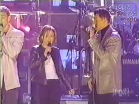 Gloria Estefan & NSYNC - Music of My Heart (Teen Choice Awards 1999)