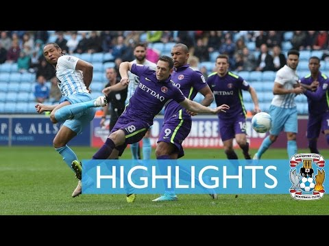 Highlights | Coventry 1-1 Charlton