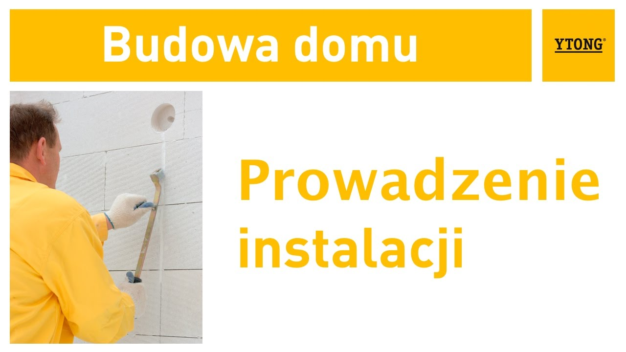 Jak Wykonać Instalacje Elektryczne Instrukcja Budowania Domu Z