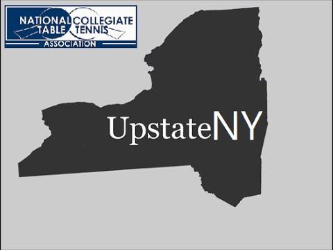 NCTTA Upstate NY Spring Divisional 01 30 2016 1 UB v Cornell 2nd Singles