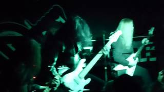 Sanctuary-Battle Angels, The Underworld, Camden, London, England, 3.3.15