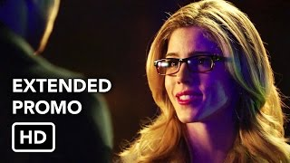 "Arrow 3x19 Extended Promo ""Broken Arrow"" (HD)"