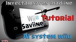 Tutorial Saviine inyectar tus save loadiine a system wiiu