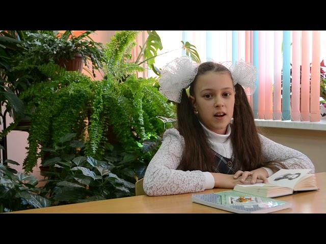 Изображение предпросмотра прочтения – ВикторияПлечий читает произведение «Юное поколение» М.И.Цветаевой