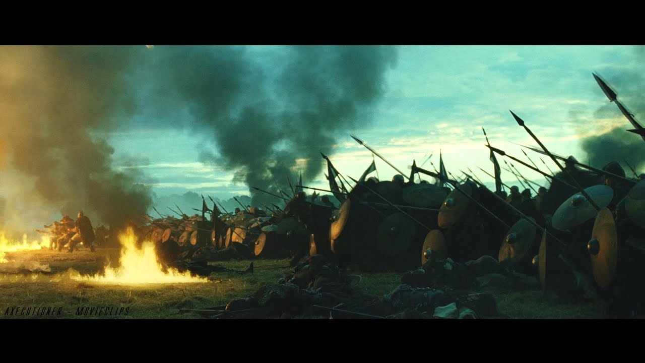 King Arthur | Final Battle Part 1 [2004]