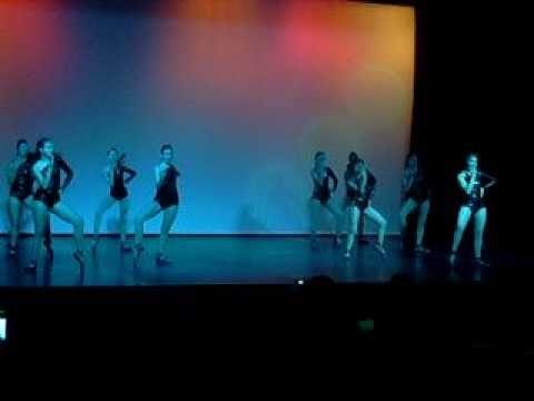 "Ballet  Pamela Lima Espetaculo 2010.-""Cantoras"""