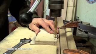 How To Make Plywood Boxes • 21 Of 64 • Woodworking Project For Kitchen Cabinets, Desks, Etc...