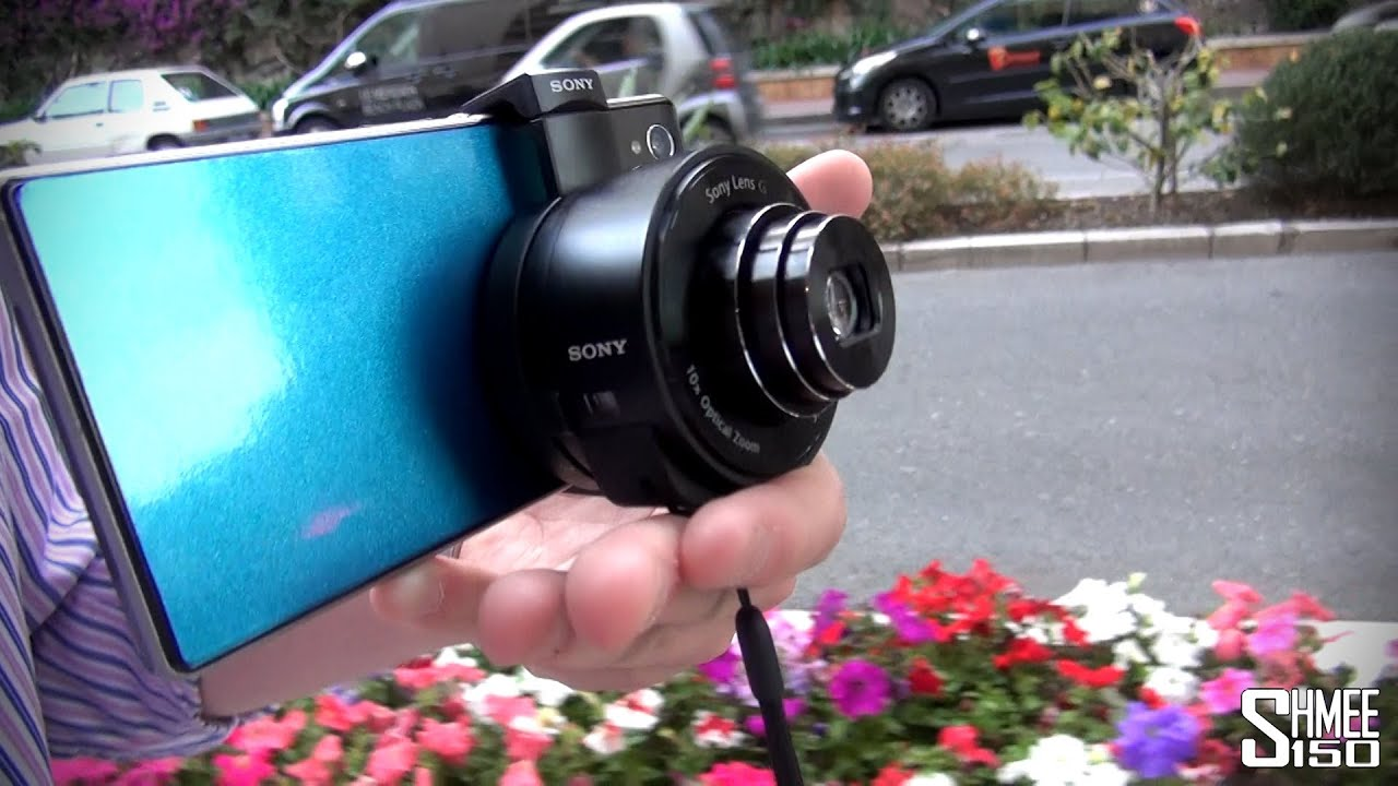 Testing the Sony QX10 Lens Attachment [MrShmee150]