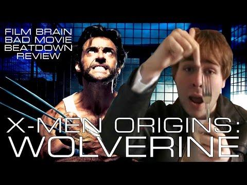 Bad Movie Beatdown: X-Men Origins - Wolverine (REVIEW)
