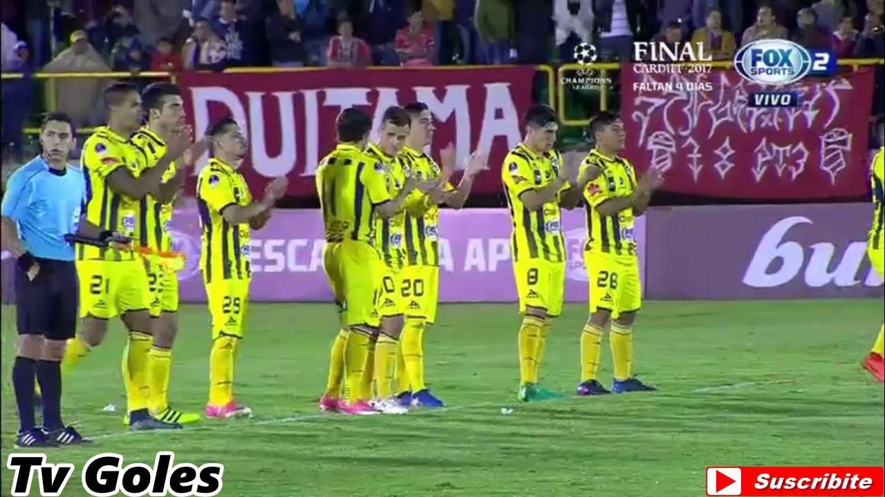 Patriotas FC 1-0 Everton CD