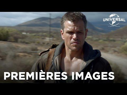 Jason Bourne / Premières Images VF [Au cinéma le 10 août]