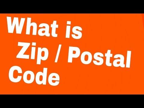 What is Your Zip Code in Your City Creat Acount