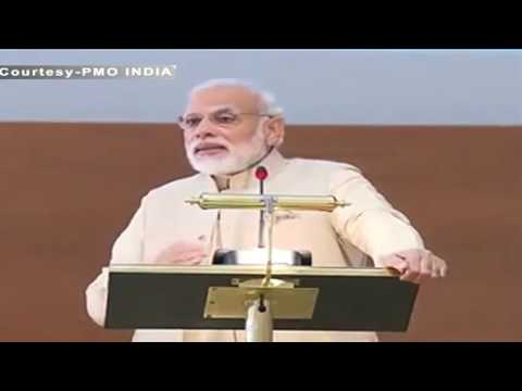 PM Shri Narendra Modi addresses Indian community in Qatar