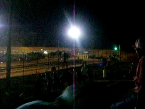 Central Alabama Motor Speedway 7-31-2010 Powder Puff part 1