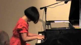 Kayoko Kuchiishi Plays Chopin Scherzo No.1 B Minor Op. 13.flv