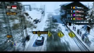 WRC Powerslide Gameplay Intel HD Graphics 3000