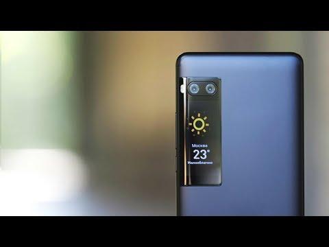 Обзор Meizu Pro 7 – телефон с двумя экранамииз YouTube · Длительность: 8 мин39 с