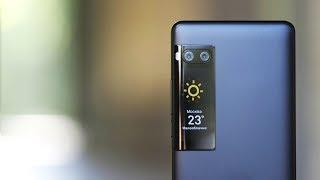 Обзор Meizu Pro 7 –телефон с двумя экранами